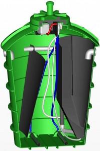 Пречиствателна станция модел ЕКО 6