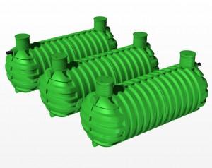 Полиетиленови резервоари за вода