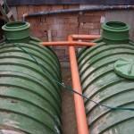 Свързване на резервоари