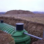 Полиетиленов резервоар