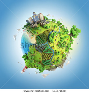 земята- нашия дом